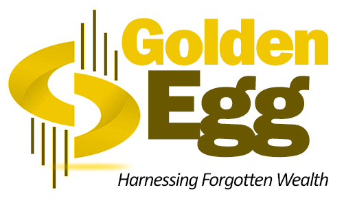 Golden Egg Logo
